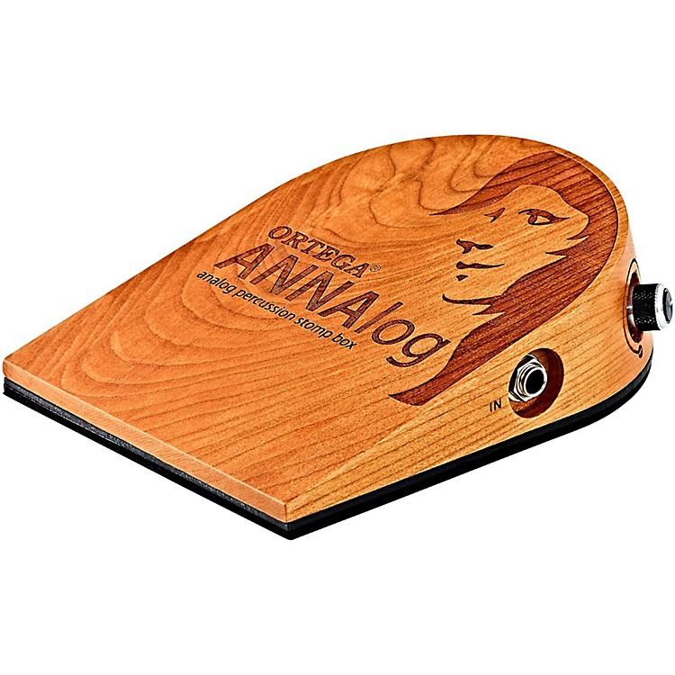 OrtegaAnalog Stomp Box with Built-In Sound Optimized Piezo Technology