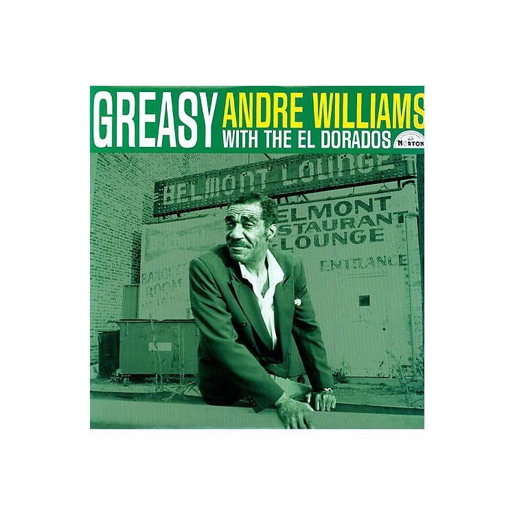 Alliance Andre Williams - Greasy