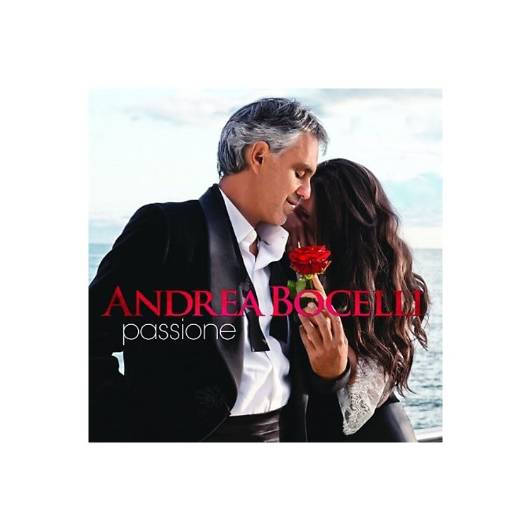 AllianceAndrea Bocelli - Passione