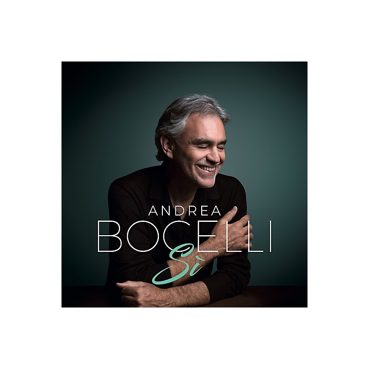 Alliance Andrea Bocelli - Si (CD)