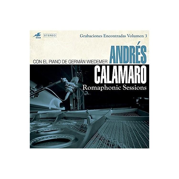 AllianceAndres Calamaro - Romaphonic Sessions