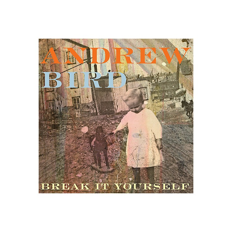 Alliance Andrew Bird - Break It Yourself