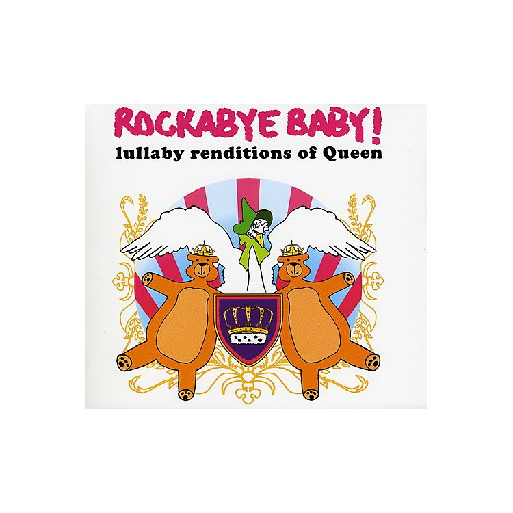 Alliance Andrew Bissell - Rockabye Baby! Lullaby Renditions Of Queen (CD)