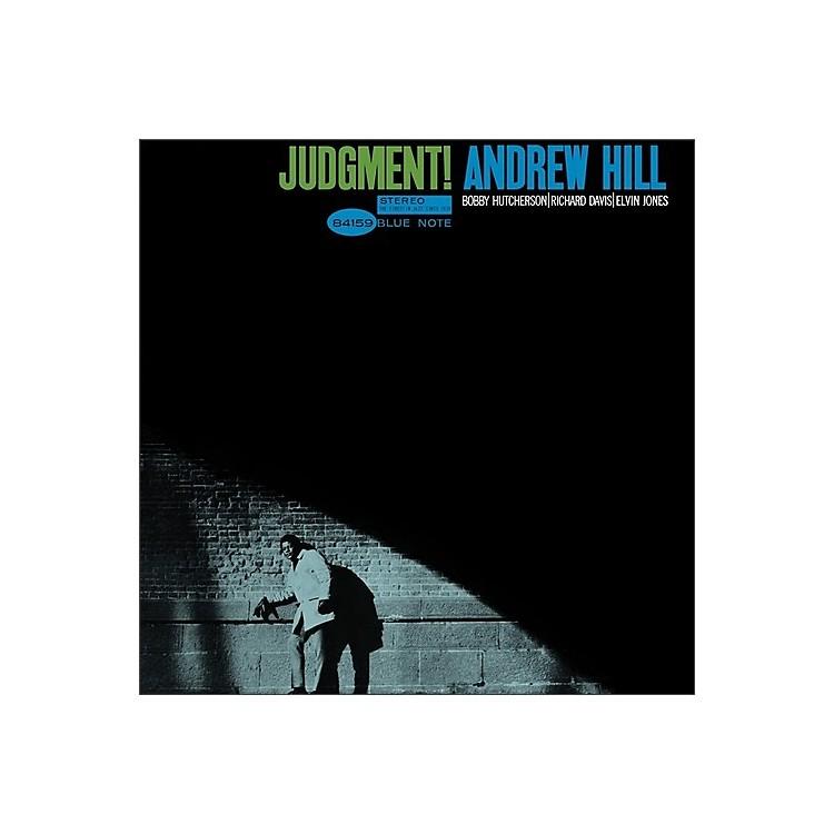 AllianceAndrew Hill - Judgment