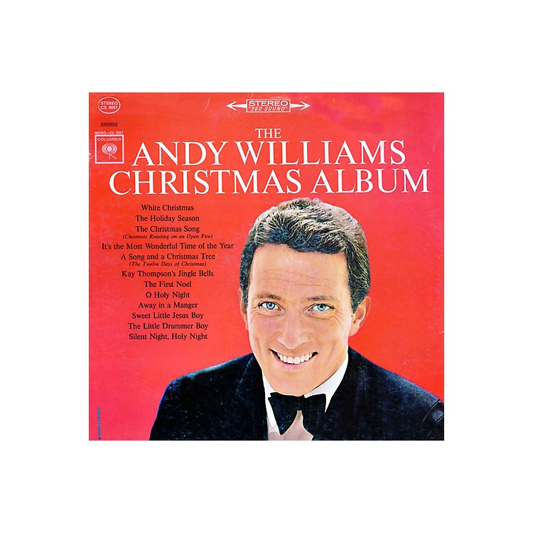 Alliance Andy Williams - The Andy Williams Christmas Album