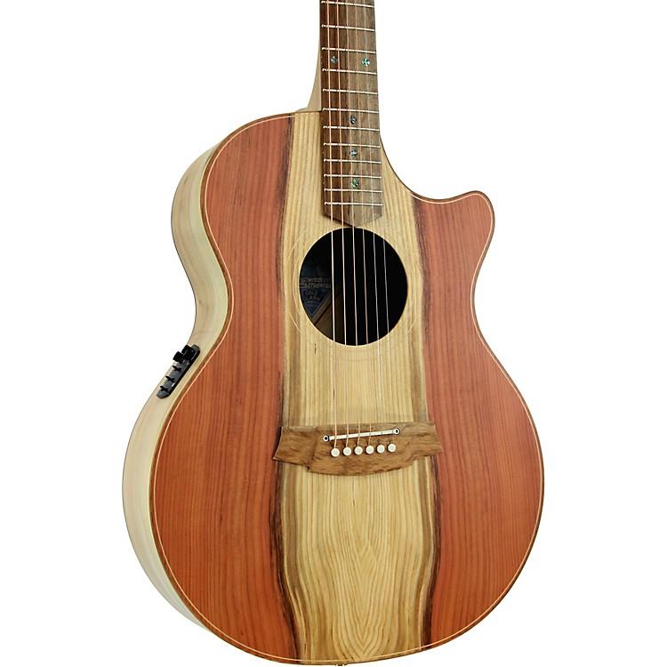 Cole ClarkAngel 2 AN2EC-RDBL Redwood/Blackwood Grand Auditorium Acoustic-Electric Guitar