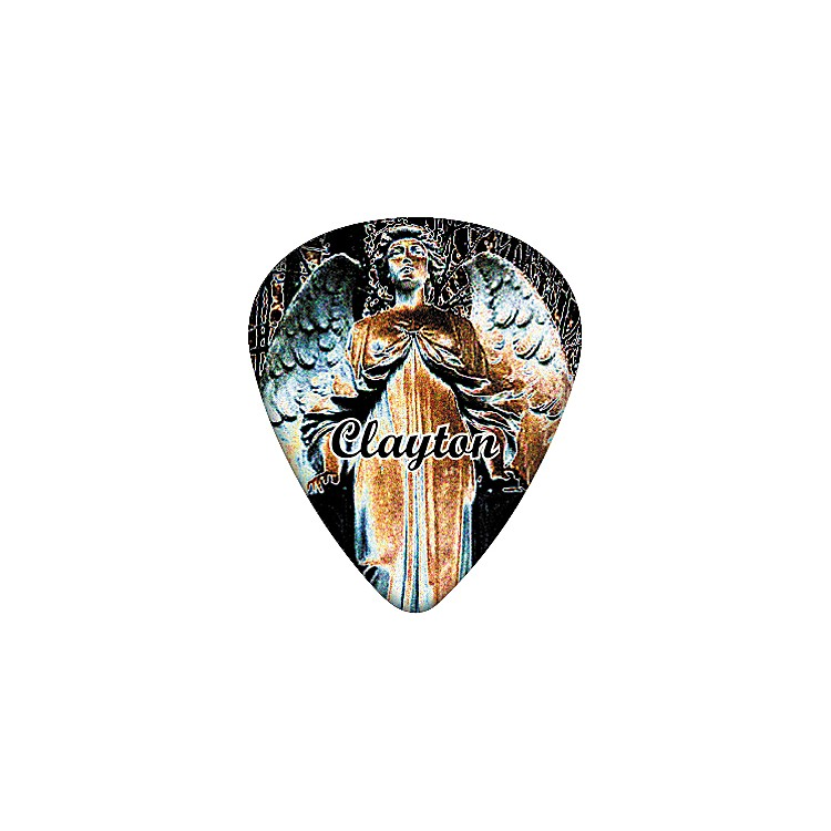 ClaytonAngel Guitar Pick Standard1.26 mm1 Dozen