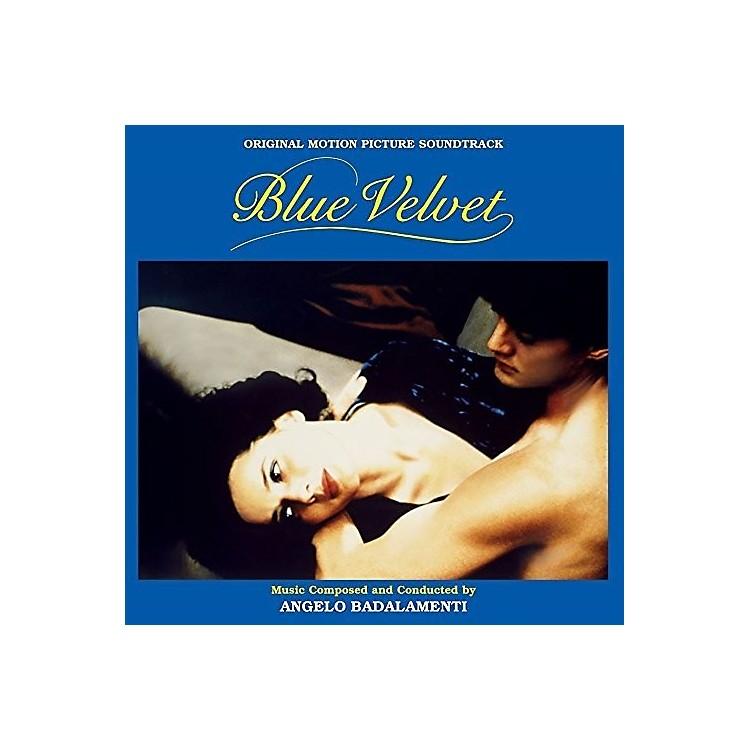 AllianceAngelo Badalamenti - Blue Velvet (Colored Vinyl)