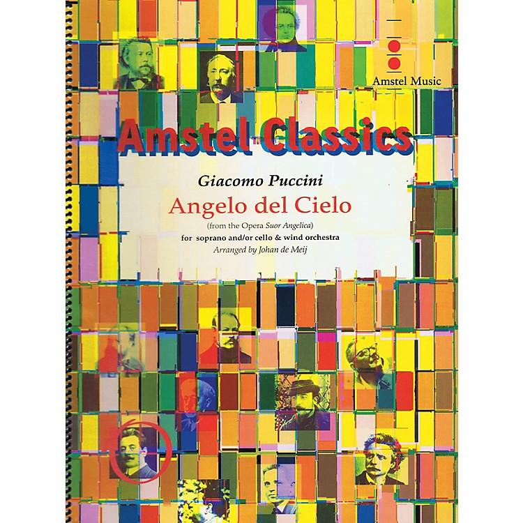 Amstel MusicAngelo del Cielo Concert Band Level 3-4 Composed by Angelo del Cielo