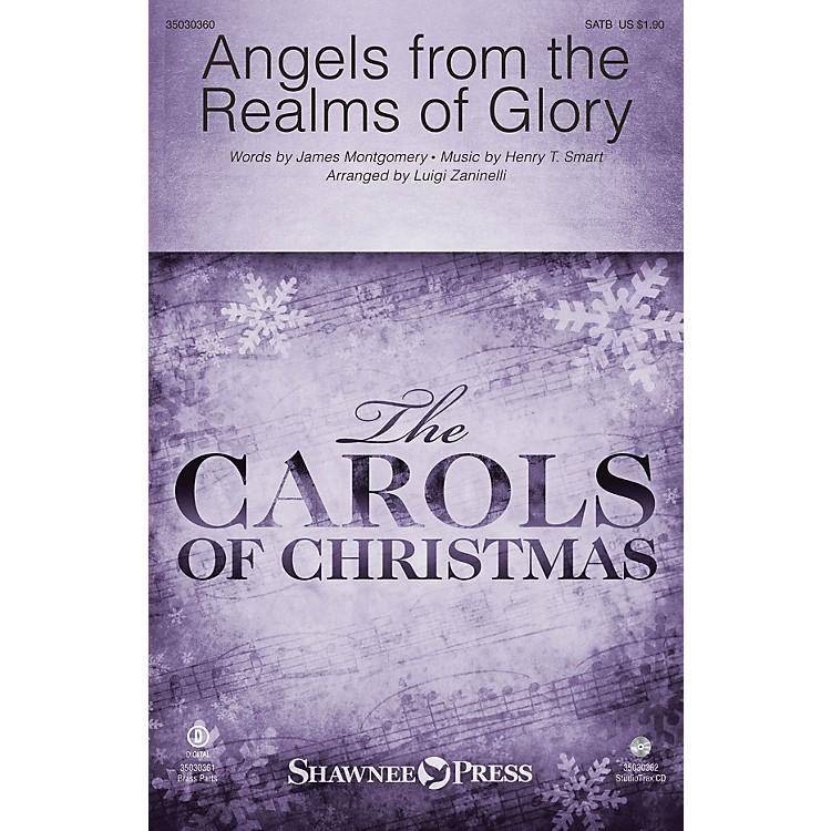 Shawnee PressAngels from the Realms of Glory SATB/Childrens Choir arranged by Luigi Zaninelli