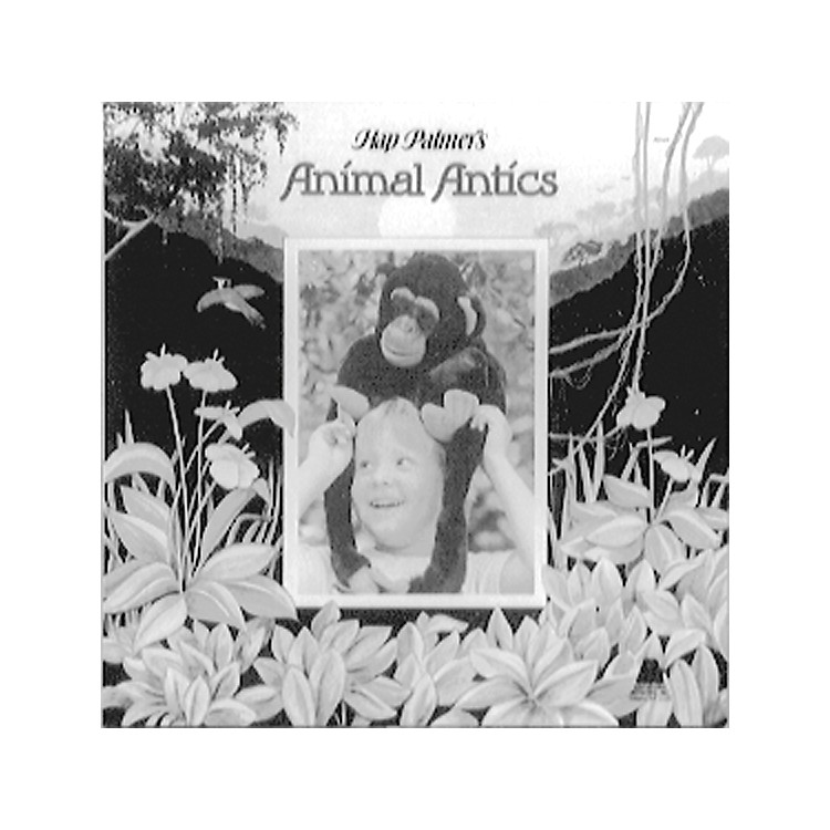 Educational Activities Animal Antics CD
