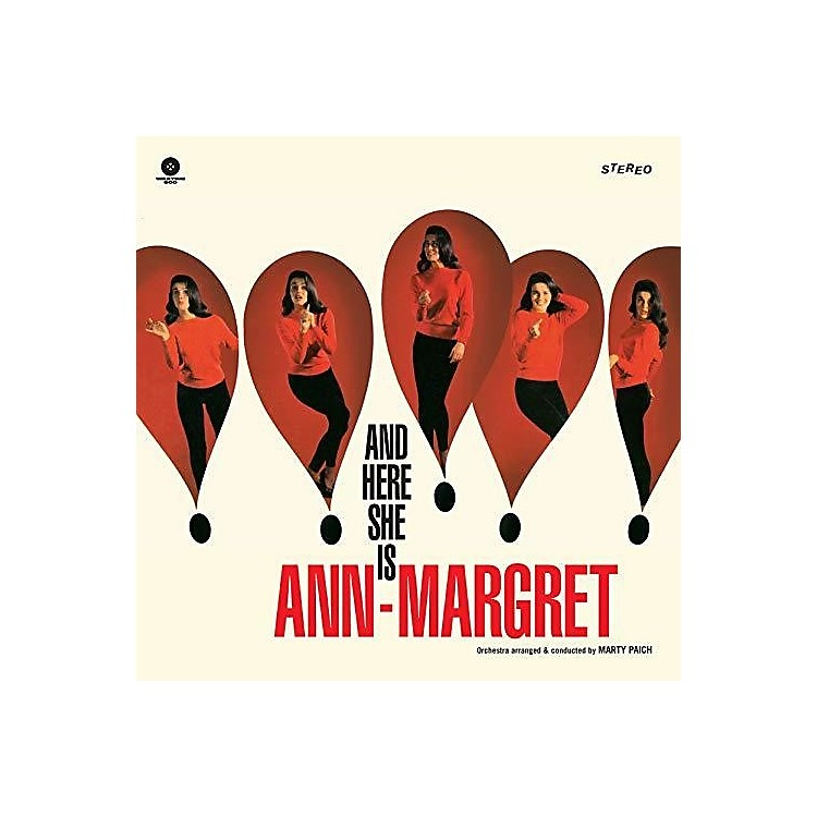 AllianceAnn-Margret - & There She Is