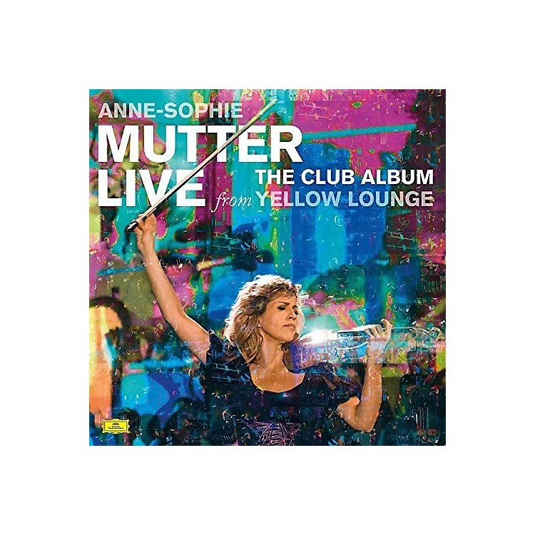 Alliance Anne Mutter Sophie - Club Album: Live from Yellow Lounge