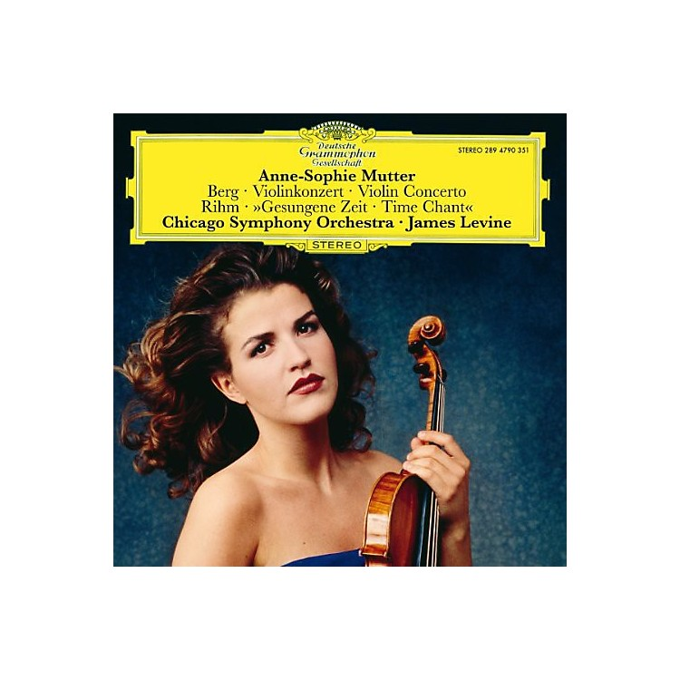 AllianceAnne-Sophie Mutter - Violin Concert/Gesungene