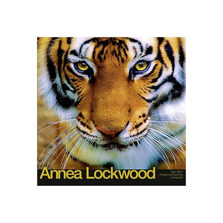 AllianceAnnea Lockwood - Tiger Balm / Amazonia Dreaming / Immersion