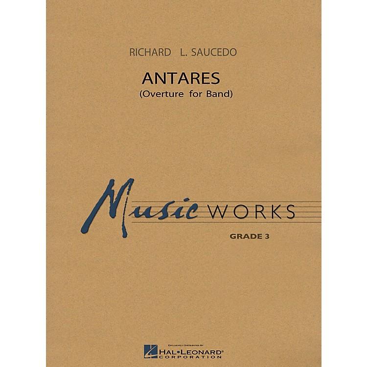 Hal LeonardAntares (Overture for Band) Concert Band Level 3