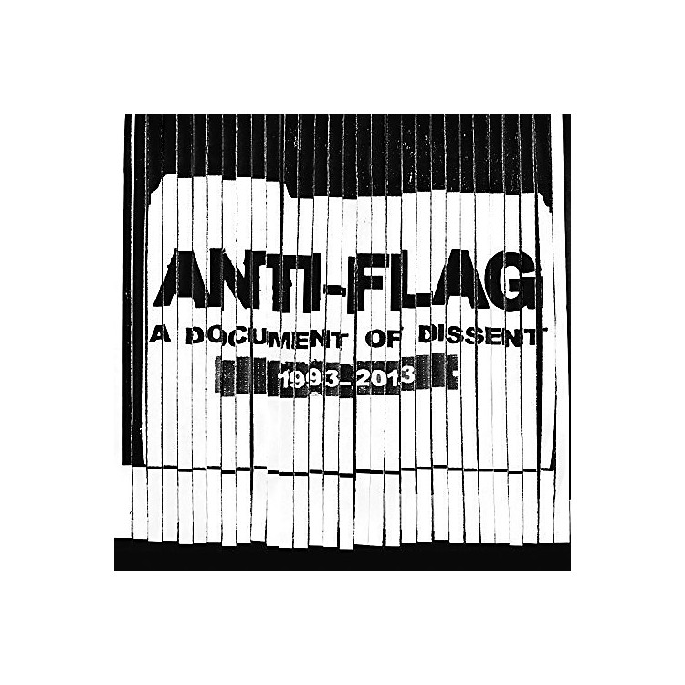 Alliance Anti-Flag - Document of Dissent