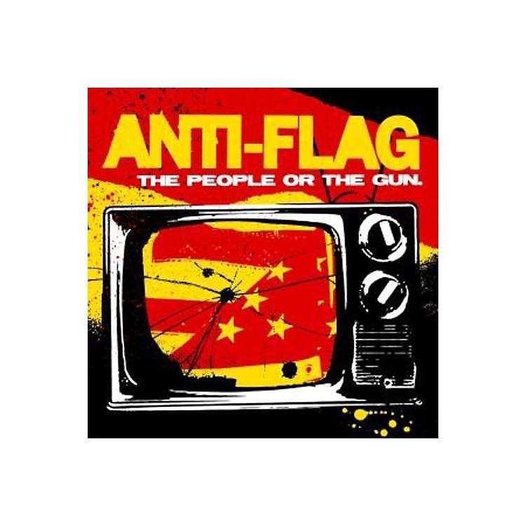AllianceAnti-Flag - The People Or The Gun