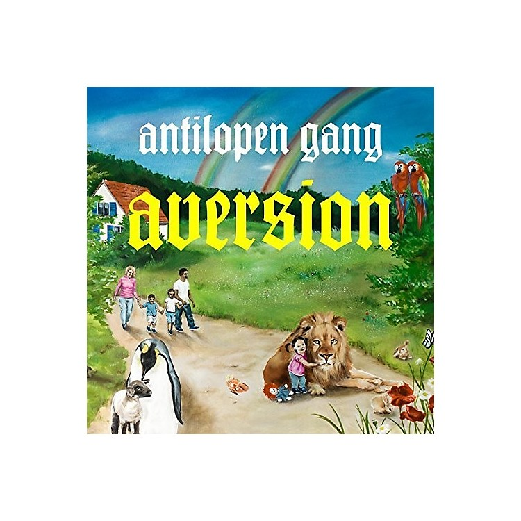 AllianceAntilopen Gang - Aversion
