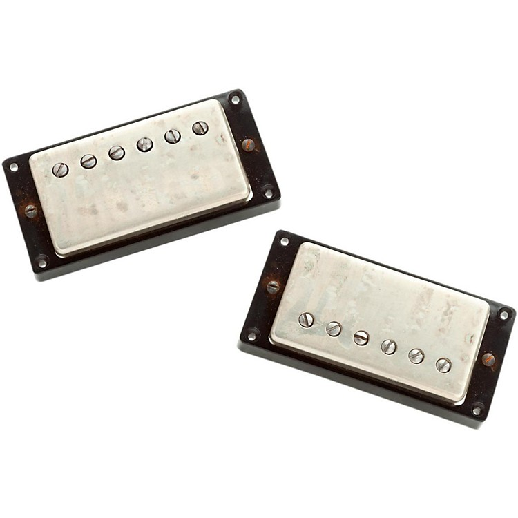 Seymour Duncan Antiquity Humbucker Pickup Set Nickel