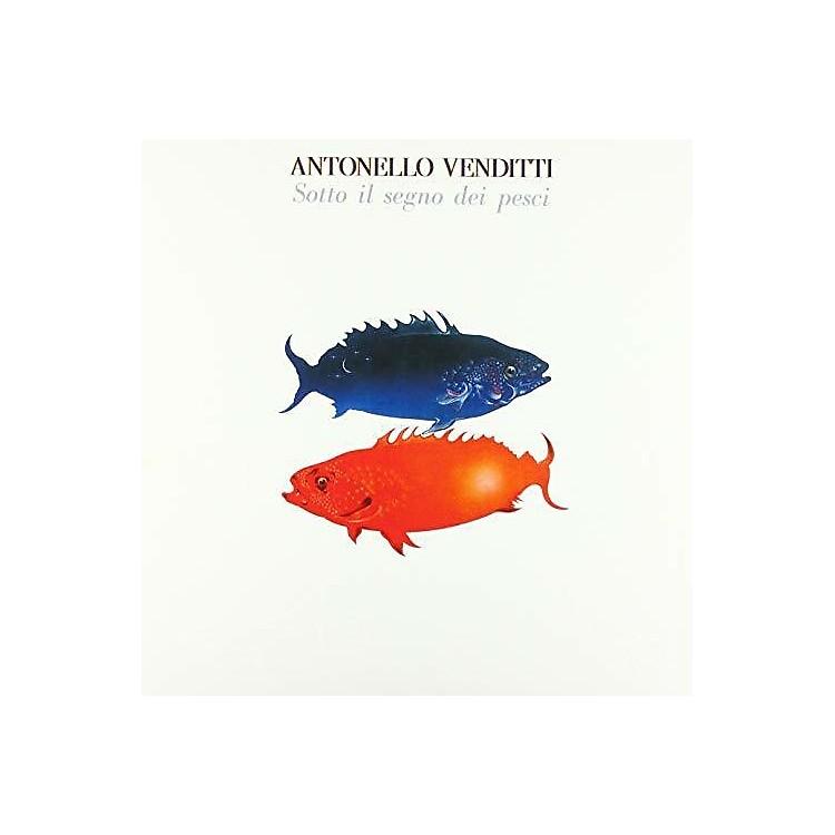 AllianceAntonello Venditti - Sotto Il Segno Dei Pesci 40th Anniversary Edition