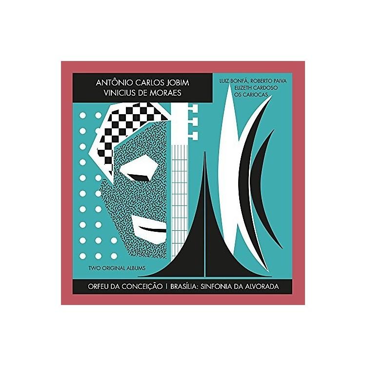 AllianceAntonio Carlos Jobim - Orfeu Da Conceicao / Brasilia: Sinfonia Da Alvorada