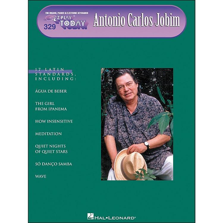 Hal LeonardAntonio Carlos Jobim E-Z Play 329