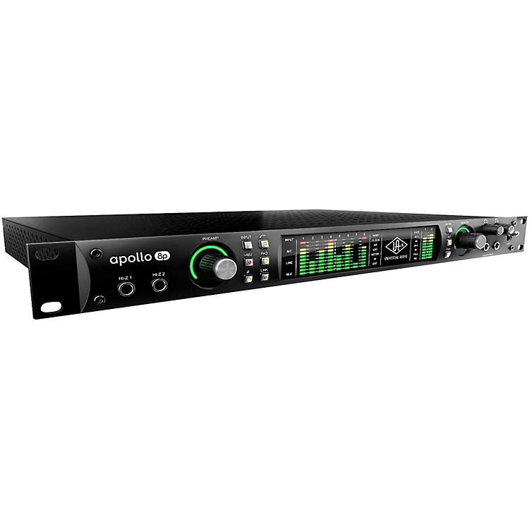 Universal AudioApollo 8p Thunderbolt Audio Interface with UAD Quad-Core Processing