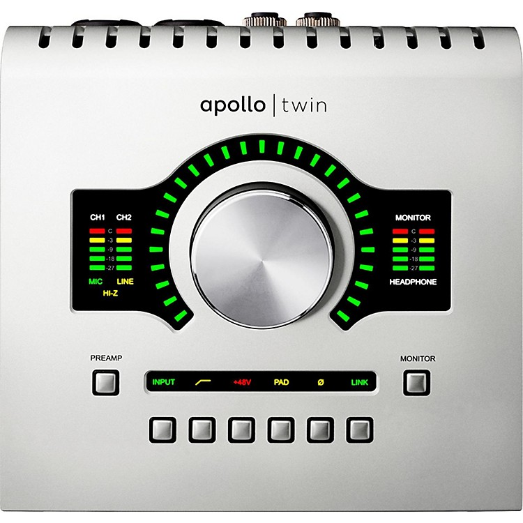 Universal AudioApollo Twin USB with Realtime UAD Processing