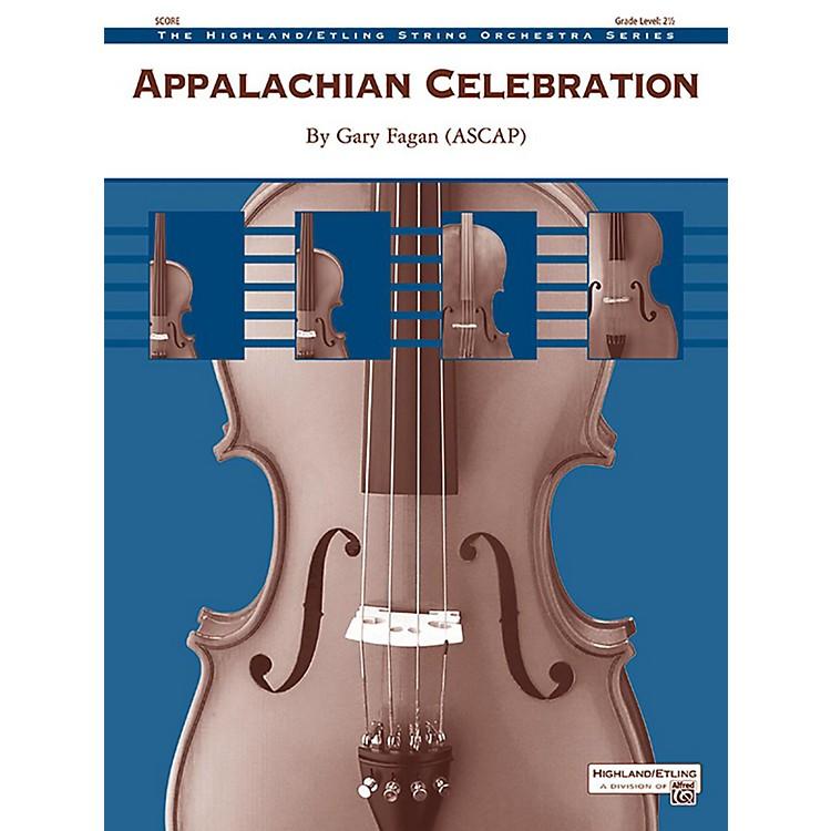 AlfredAppalachian Celebration 2.5