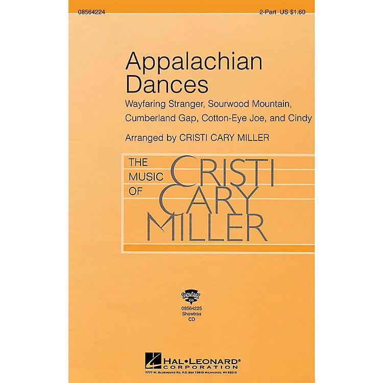 Hal LeonardAppalachian Dances 2-Part arranged by Cristi Cary Miller