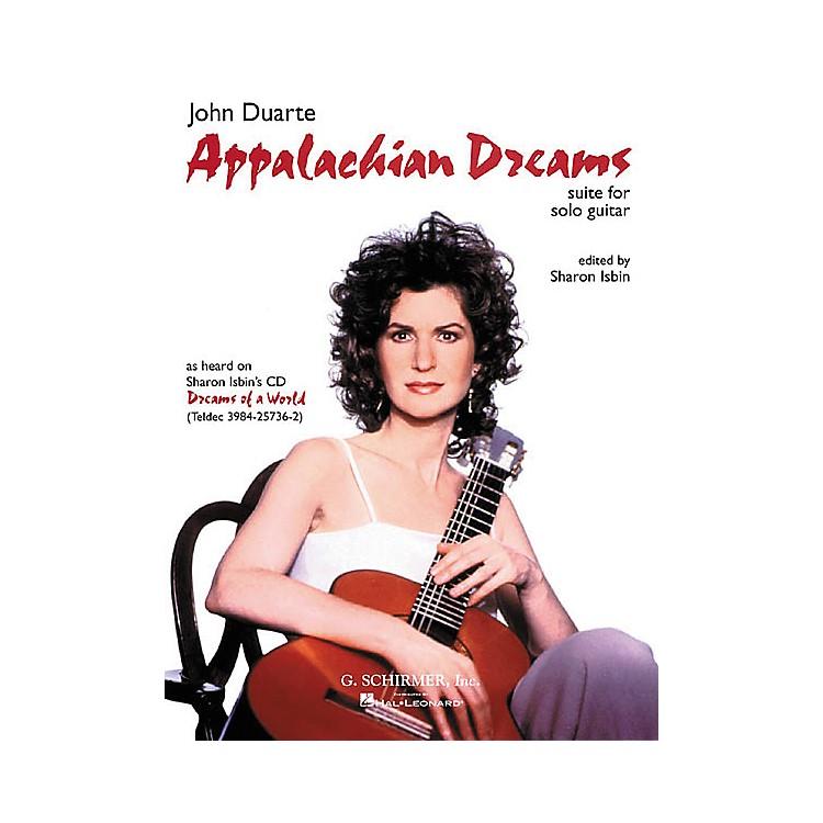 G. SchirmerAppalachian Dreams Classical Guitar Solo by John Duarte