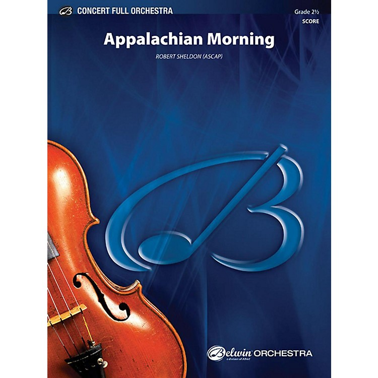 Alfred Appalachian Morning Full Orchestra Grade 2.5