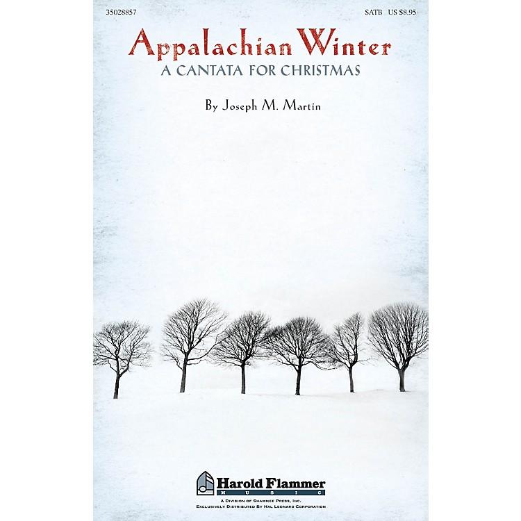Shawnee PressAppalachian Winter ORCHESTRA ACCOMPANIMENT Composed by Joseph Martin