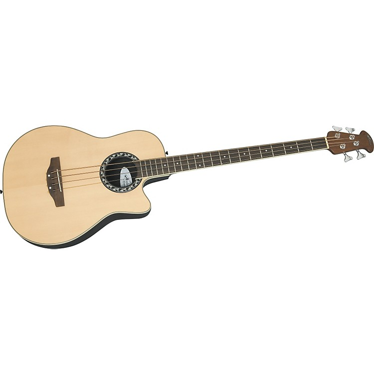 Applause Applause AE140-4 Acoustic-Electric Bass Guitar Natural