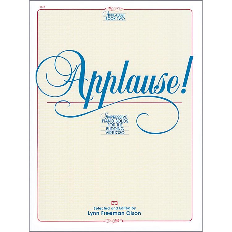 AlfredApplause! Book 2 Piano