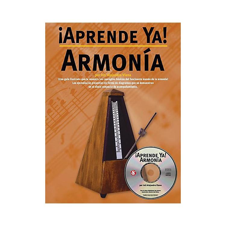 Music SalesAprende Ya: Armonia Music Sales America Series Written by Inti Viana