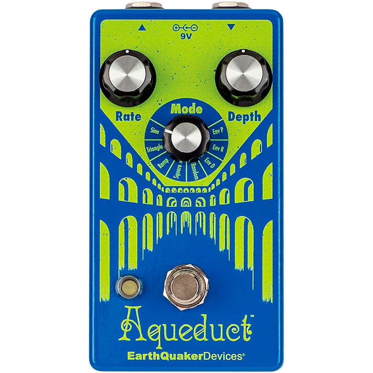 EarthQuaker DevicesAqueduct Limited-Edition Vibrato Effects Pedal