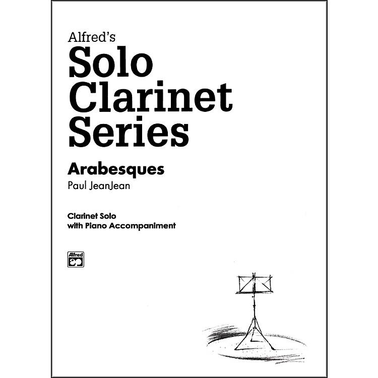 AlfredArabesques Book