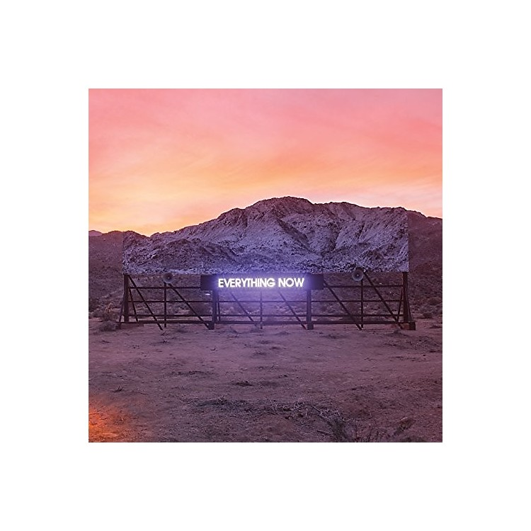 Alliance Arcade Fire - Everything Now