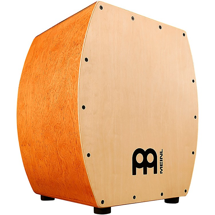 Meinl Arch Bass Snare Cajon with Maple Frontplate  Super Natural