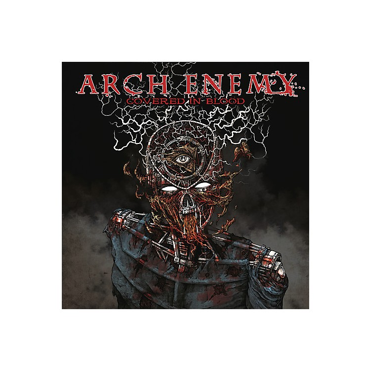Alliance Arch Enemy - Covered In Blood (CD)
