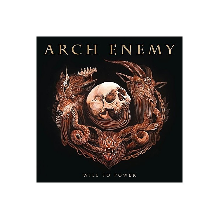 AllianceArch Enemy - Will To Power