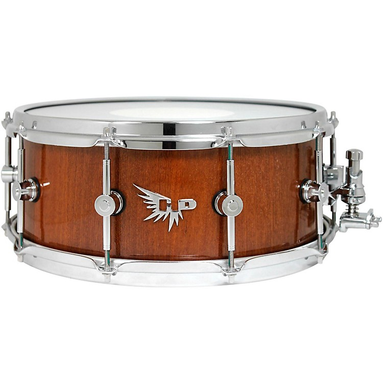 Hendrix Drums Archetype Series African Sapele Stave Snare Drum 14 x 6 in. Mirror Gloss Finish