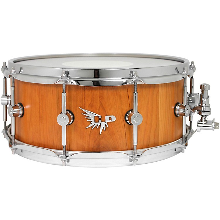 Hendrix Drums Archetype Series American Black Cherry Stave Snare Drum 14 x 6 in. Satin Finish