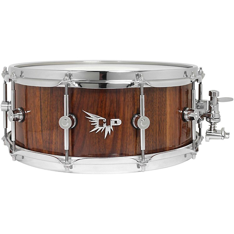 Hendrix DrumsArchetype Series American Black Walnut Stave Snare Drum14 x 6 in.Mirror Gloss Finish