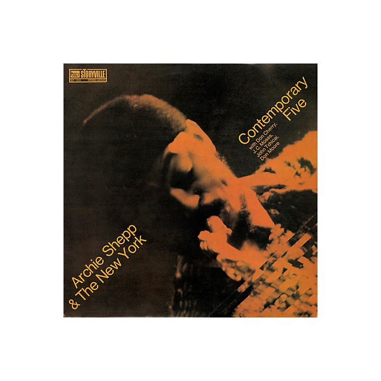 Alliance Archie Shepp - Archie Shepp & the New York Contemporary Five