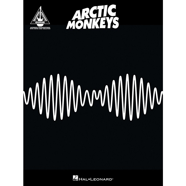 Hal Leonard Arctic Monkeys - AM Guitar Tab Songbook