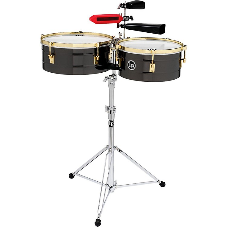 LPArena 14 in. and 16 in. Fausto Cuevas III Signature Timbales