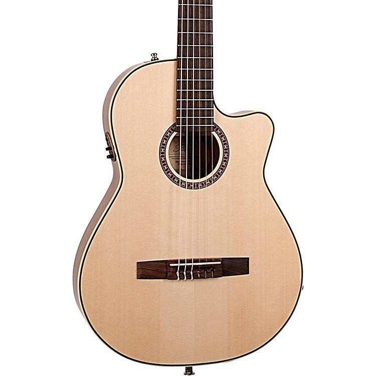 La PatrieArena Mahogany CW QIT Acoustic Electric GuitarNatural